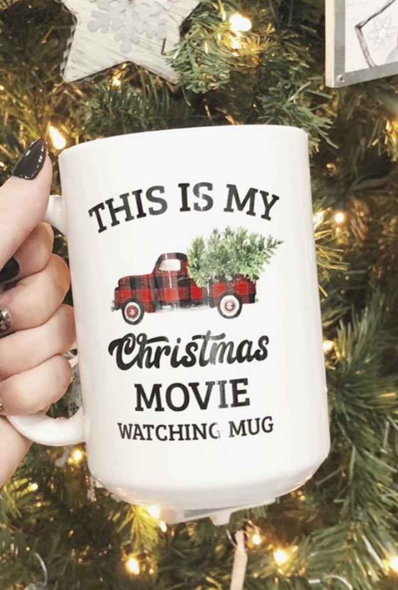 Christmas Movie Mug