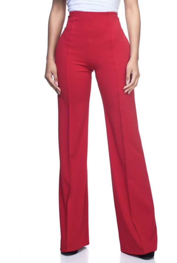 Reba Pants - Bellamie Boutique