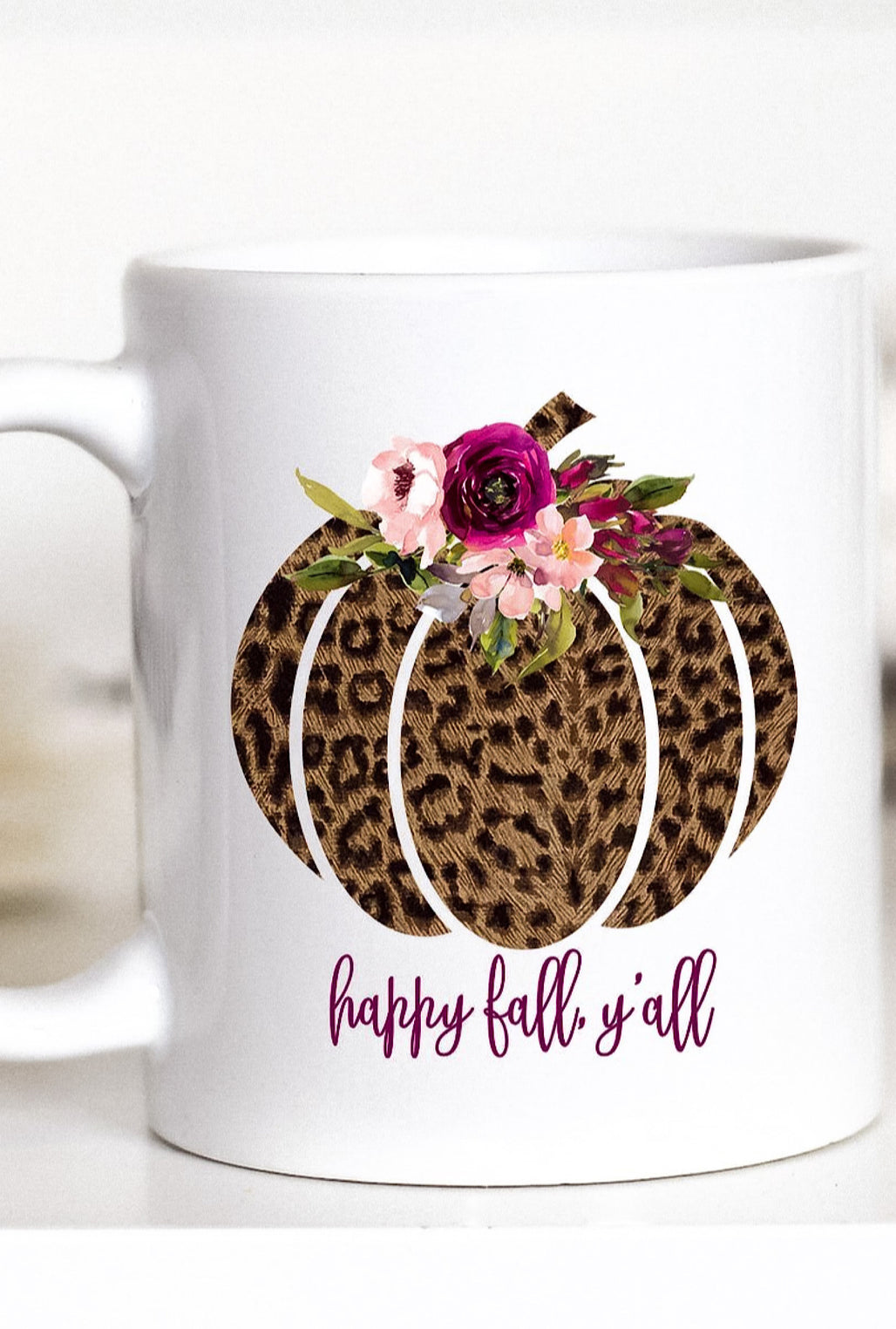 Happy Fall Mug - Bellamie Boutique
