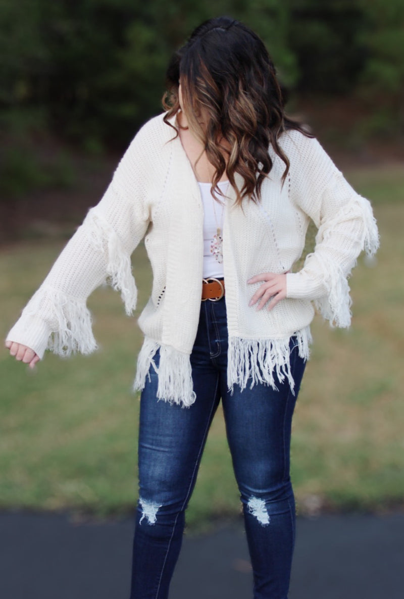 Harmony Cardigan - Bellamie Boutique