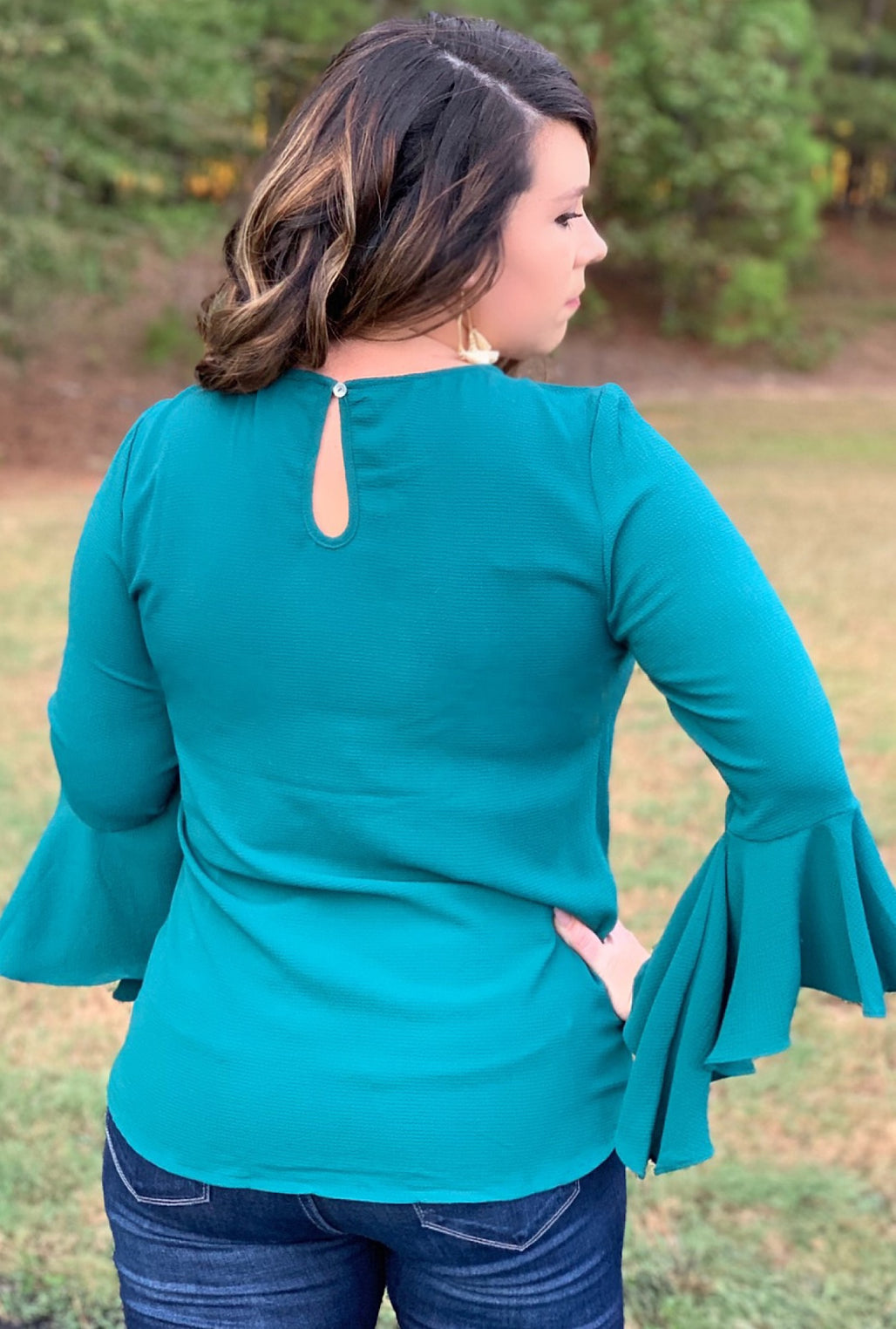 Jade Top - Bellamie Boutique
