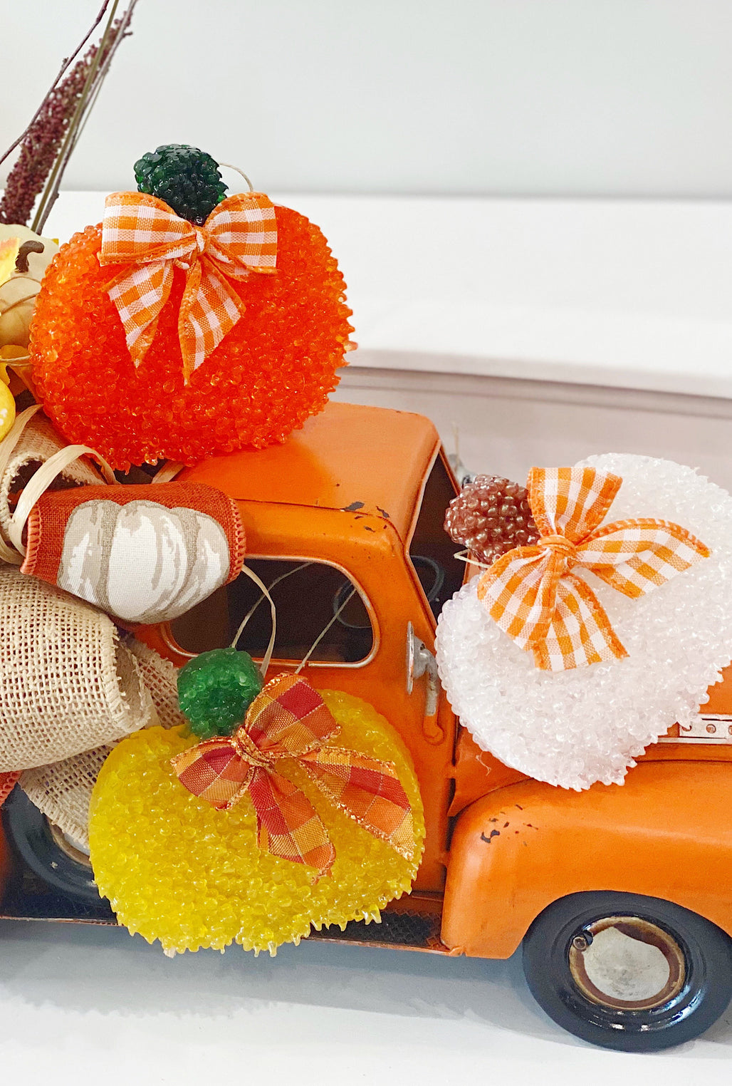 Pumpkin Car Freshies - Bellamie Boutique