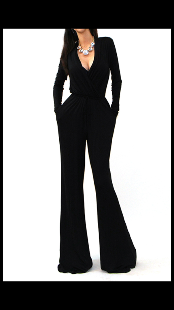 Carlin Jumpsuit - Bellamie Boutique