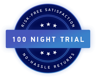 Hush Blankets 100 Night Trial