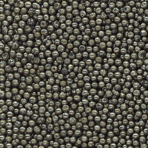 Steel shot beads: micro steel balls which are heat-treated