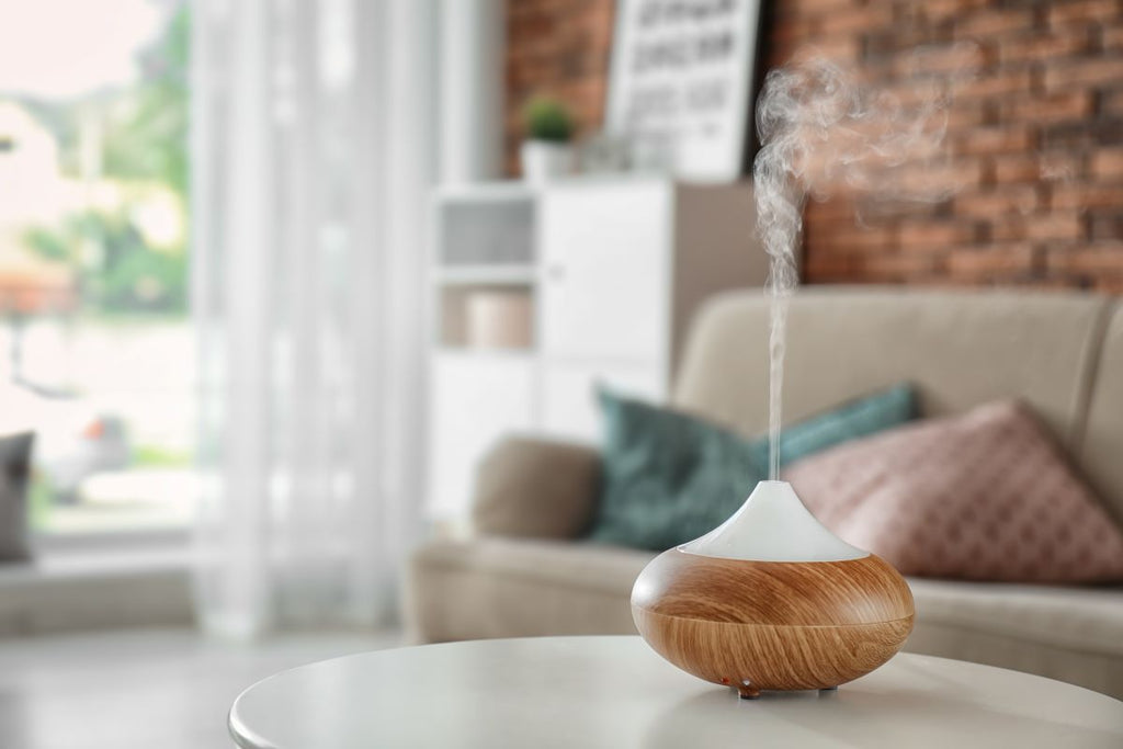Stress relief gifts: Aromatherapy diffuser