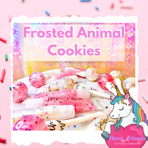 Frosted Animal Cookies - Lip Gloss