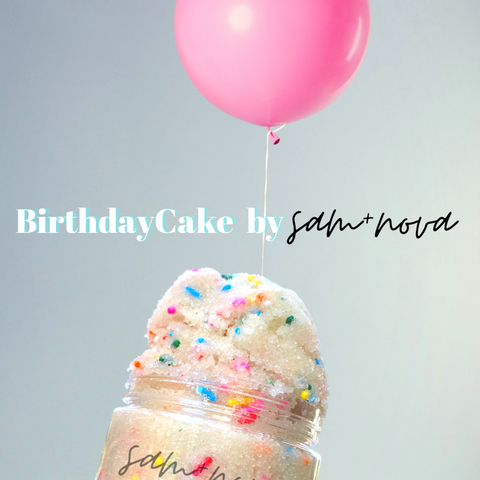 Birthday Cake | Body Scrub