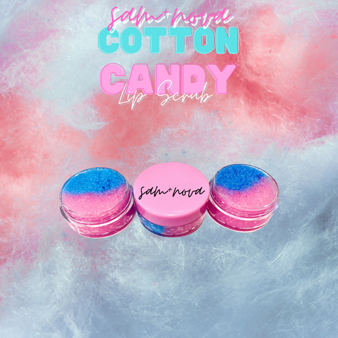 Cotton Candy - Lip Scrub