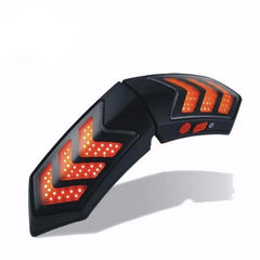 MOFANER WIRELESS LED BRAKE LIGHT FOR HELMETS-BRAKE LIGHTS-PARTS-Helm Zone