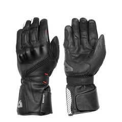 Rochbiker H20 Leather Winter Motorcycle Gloves-CRUISER GLOVES-CRUISER-M-Helm Zone