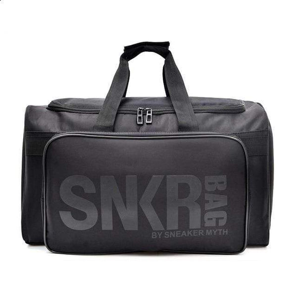 Multi-Functional Fitness Bag Gym Bag Large Capacity Duffel Bag-DUFFLE BAGS-BAGS-Gray-Helm Zone