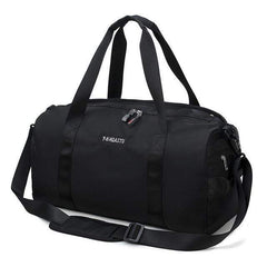 Waterproof Ultralight Women Fitness Duffle Bag Yoga Training-DUFFLE BAGS-BAGS-black-Helm Zone