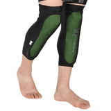 Rockbros Lf0802/lf0801 Anti Collission Mtb Knee Pad-MTB BODY ARMOR-MTB-LF0801 Green S and M-Helm Zone