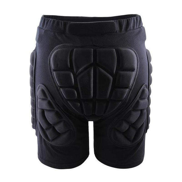 Wolfbike Bc305 Protective Gear Shorts-MTB BODY ARMOR-MTB-Black-L-Helm Zone