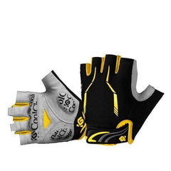 Coolchange 91036/91028 Half Finger Cycling Gloves-MTB GLOVES-MTB-9103601-L-Helm Zone