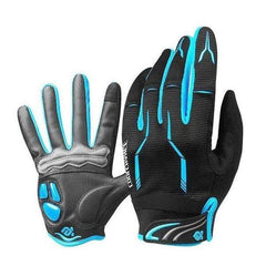 Coolchange 91040 Touch Screen Full Finger Cycling Gloves-MTB GLOVES-MTB-Helm Zone