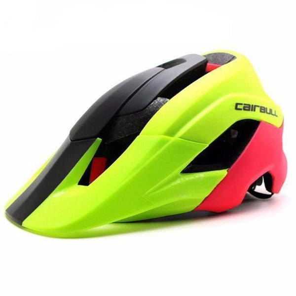 Cairbull Cb-19 Mtb Cycling Helmets-MTB HELMETS-MTB-Green Black Red-S-Helm Zone