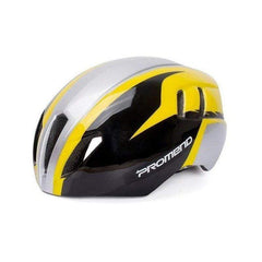 Promeno 14 E38 Ultralight Bicycle Helmet for Men-MTB HELMETS-MTB-Black yellow gray-Helm Zone