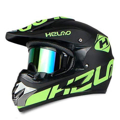 Virtue Full Face Downhill Helmets with 3 Gifts-MTB HELMETS-MTB-Helm Zone