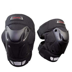 Scoyco K15-2 Motorcycle Protective Knee Pads-OFF-ROAD BODY ARMOR-OFF-ROAD-BLACK-Helm Zone