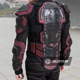 Scoyco Titan Am02-2 Motorcycle Off-Road Body Armor-OFF-ROAD BODY ARMOR-OFF-ROAD-Helm Zone