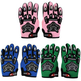 Kniohthood Motorcycle Gloves for Kids-OFF-ROAD GLOVES-OFF-ROAD-Helm Zone