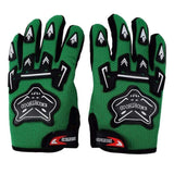 Kniohthood Motorcycle Gloves for Kids-OFF-ROAD GLOVES-OFF-ROAD-Green-L-Helm Zone