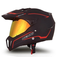 NENKI-310 FULL FACE DUAL SPORT HELMETS-OFF-ROAD HELMETS-OFF-ROAD-Helm Zone