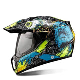 Nenki-310 Full Face Dual Sport Helmets-OFF-ROAD HELMETS-OFF-ROAD-3-L-Helm Zone