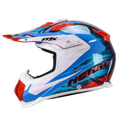 Nenki Mx315 Full Face Atv Dirt Bike Motocross Helmets-OFF-ROAD HELMETS-OFF-ROAD-Helm Zone