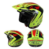Nenki Nk-606 Open Face Motocross Helmets-OFF-ROAD HELMETS-OFF-ROAD-Helm Zone
