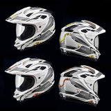 SOL SS-1 FULL FACE MULTIPURPOSE MOTOCROSS HELMETS-OFF-ROAD HELMETS-OFF-ROAD-Helm Zone