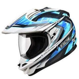 SOL SS-1 FULL FACE MULTIPURPOSE MOTOCROSS HELMETS-OFF-ROAD HELMETS-OFF-ROAD-blue white-S-Helm Zone