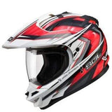 SOL SS-1 FULL FACE MULTIPURPOSE MOTOCROSS HELMETS-OFF-ROAD HELMETS-OFF-ROAD-white red black-S-Helm Zone