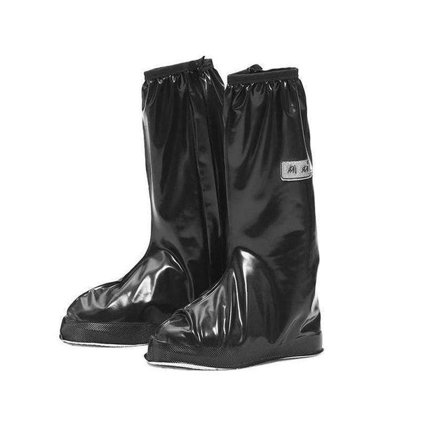 SOUMIT 212 MOTORCYCLE BOOTS COVER-OFF-ROAD RAIN GEAR-OFF-ROAD-Black-L-Helm Zone