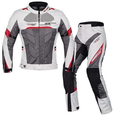 MOTOBOY MB15-J20P20 MOTORCYCLE OFF-ROAD SUITS-OFF-ROAD SUITS-OFF-ROAD-gray-XL-Helm Zone