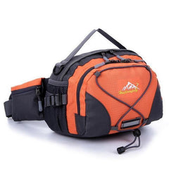 Hw Jianfeng 0963 Reflective Outdoor Waistpacks-RUNNING BAGS-BAGS-orange-Helm Zone