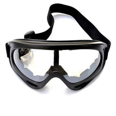 Wolfbike Byj011 C Snowboarding Goggles-SNOW GOGGLES-SNOW SPORTS-Clear-Helm Zone
