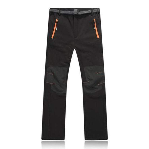 Chaota F208 Waterproof Snow Pants for Women-SNOW PANTS-SNOW SPORTS-Black woman-S-Helm Zone