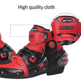 Riding Tribe A9001 Protective Motorcycle Racing Boots-STREET BOOTS-STREET-Helm Zone