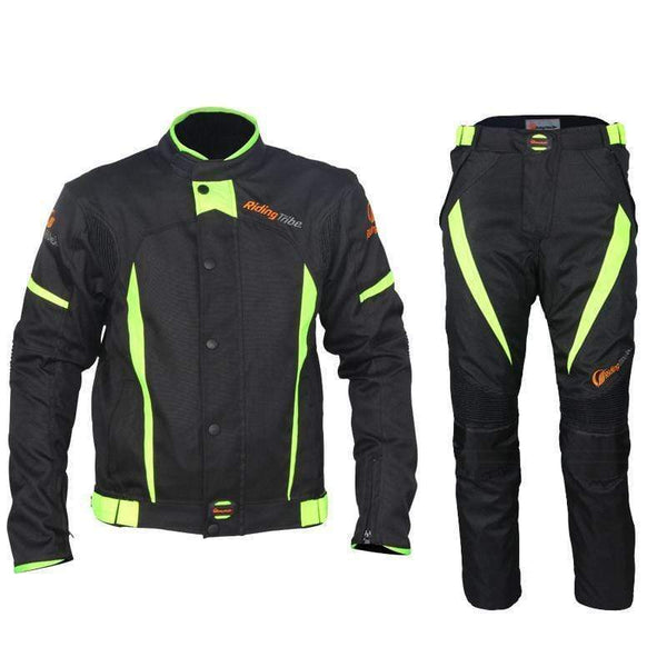 Riding Tribe Gr25 Motorcycle Suit for Men-STREET RACE SUITS-STREET-Winter Style-L-Helm Zone