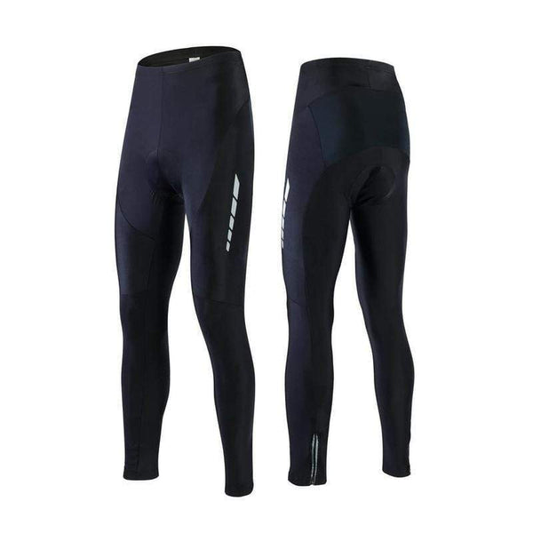 Fualrny F02 Padded Breathable Cycling Pants for Men-TRIATHLON PANTS-TRIATHLON-Long Pants-S-Helm Zone