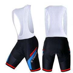 X-Tiger Idyllic7 Cycling Shorts for Men-TRIATHLON SHORTS-TRIATHLON-Helm Zone