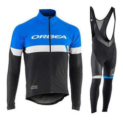 ORBEA W94 LONG SLEEVE CYCLING SUITS-TRIATHLON SUITS-TRIATHLON-9-S-Helm Zone