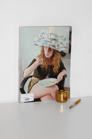 Alla Carta, Issue 12