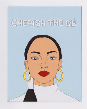 Cherish The Dé Card