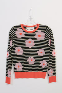 Floral Knit, Multi