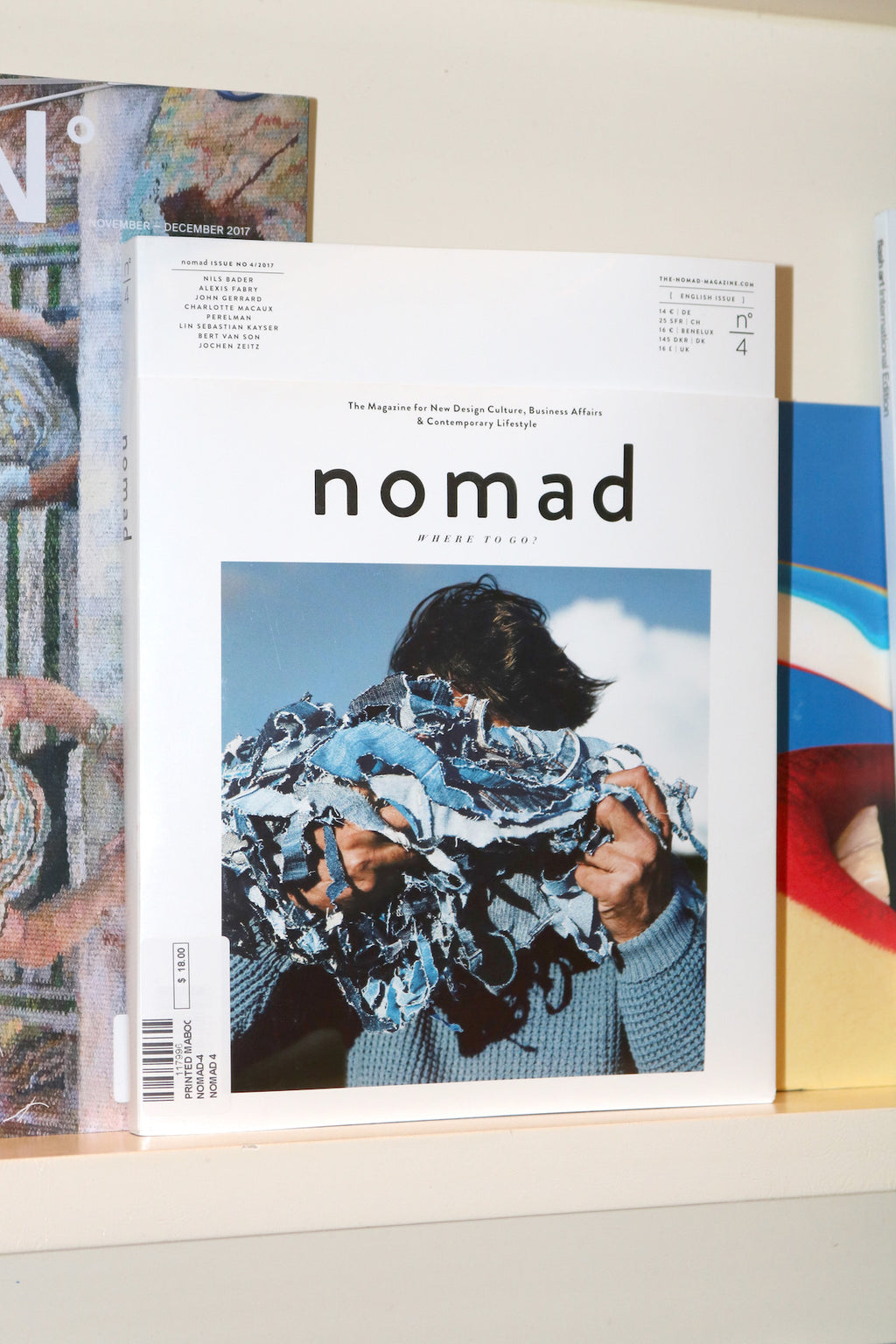 Nomad, Issue 4