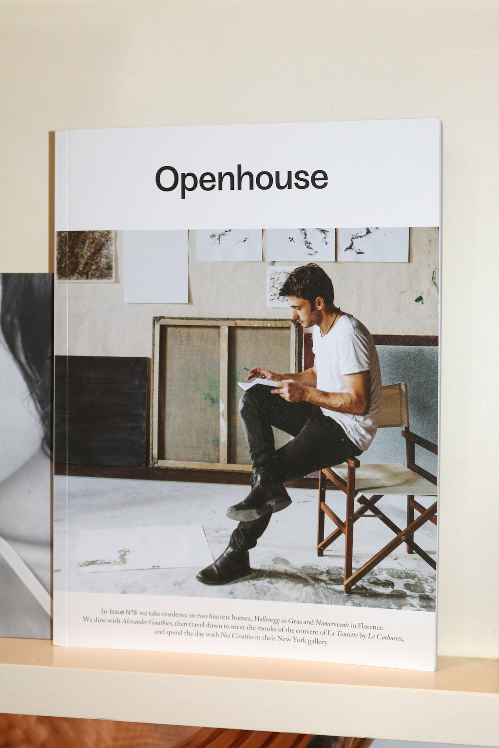 Openhouse, Issue 8